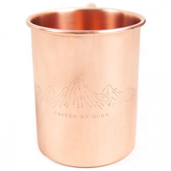 United By Blue - Mountain Peak Copper Mug