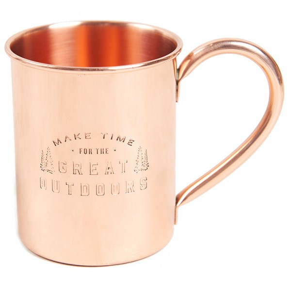 United By Blue - Outdoors Copper Mug