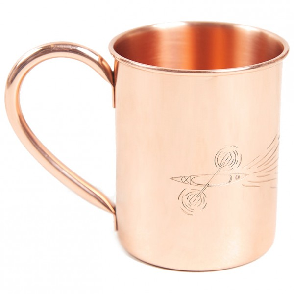 United By Blue - Paddle out Copper Mug