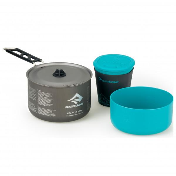 Sea to Summit - Alpha Cookset 1.1 - Pot