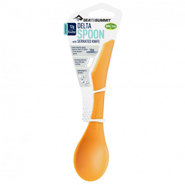 Sea to Summit - Delta Spoon - Set posate