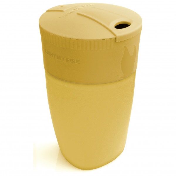 Light My Fire Pack-up-Cup BPA-Free BIO Collapsible Cup