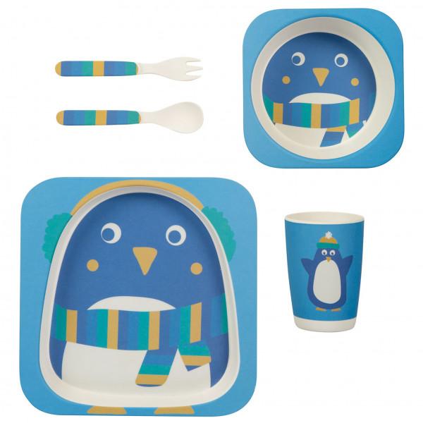 Frugi - Kid's Bamboo Dinner Set - Set of dishes