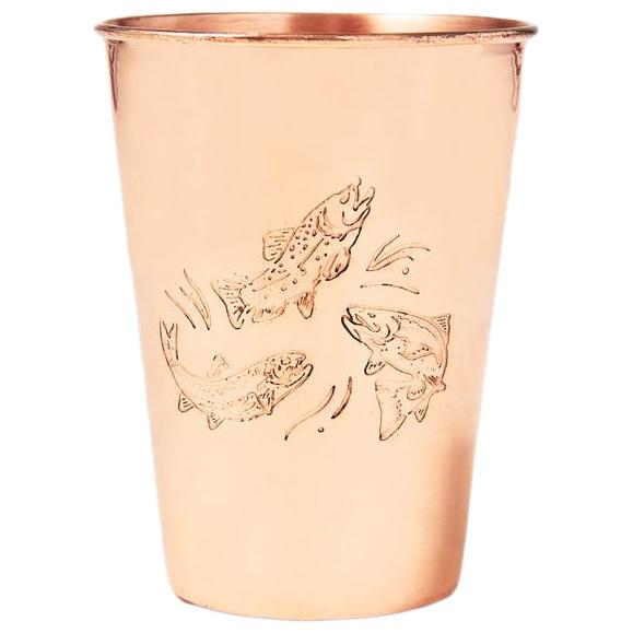 United By Blue - Catch Copper Tumbler - Mug