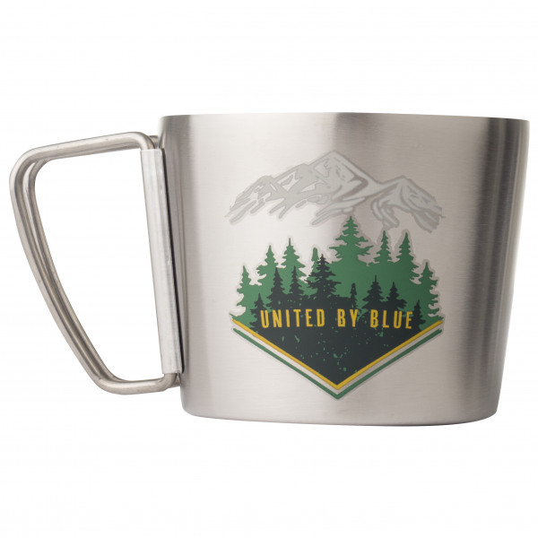 United By Blue - High Road Stainess Steel Compass Cup - Vaso
