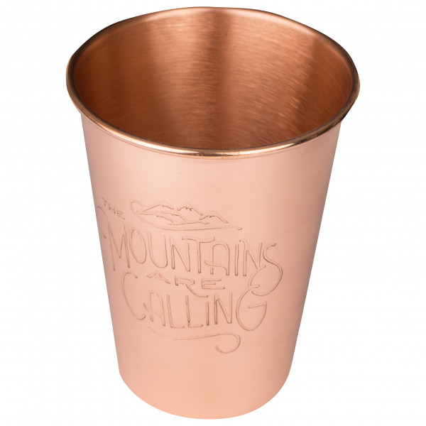 United By Blue - Mountains Are Calling Copper Tumbler - Krus