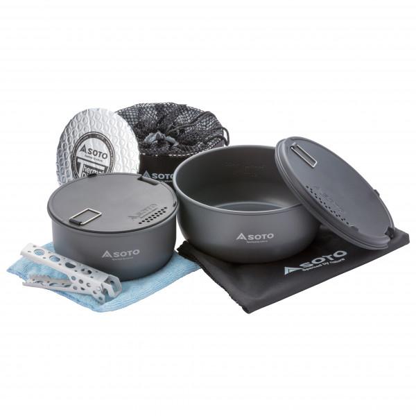 Soto - Navigator Cook Set - Pan