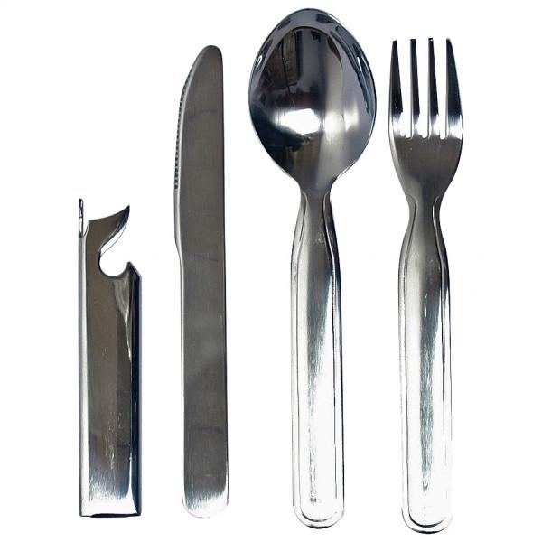 Basic Nature - Biwak Army Besteck - Cutlery set
