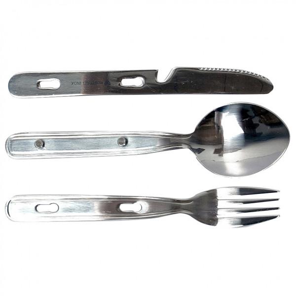 Basic Nature - Biwak Hiking Besteck - Cutlery set