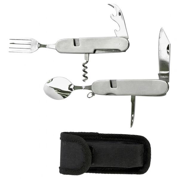 Basic Nature - Biwak Survival Besteck - Cutlery set