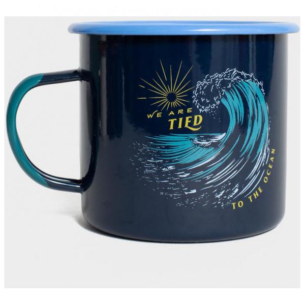 United By Blue - 22oz Enamel Mug - Becher