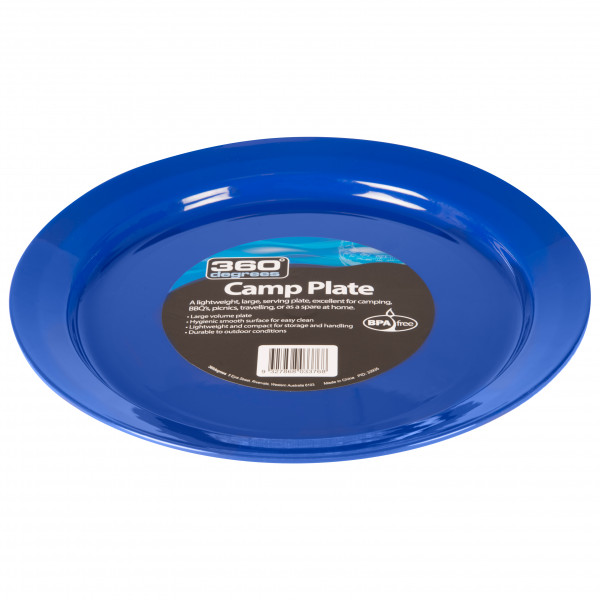 360 Degrees - Camp Plate