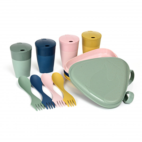 Light My Fire - Eat'n Drink Kit Bio for 4 - Set of dishes
