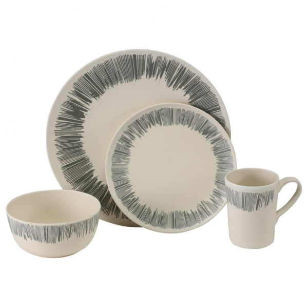 Vango - Bamboo 2 Person Bamboo Set - Set of dishes