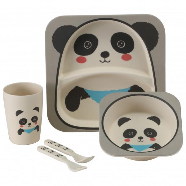 Vango - Bamboo Panda Kids Set - Geschirr-Set