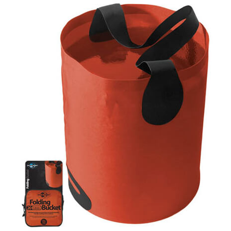 Sea to Summit - Folding Buckets - faltbare Wasserbehälter