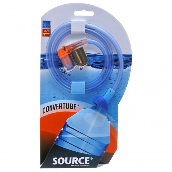 Source - Convertube - Trinkschlauchadapter