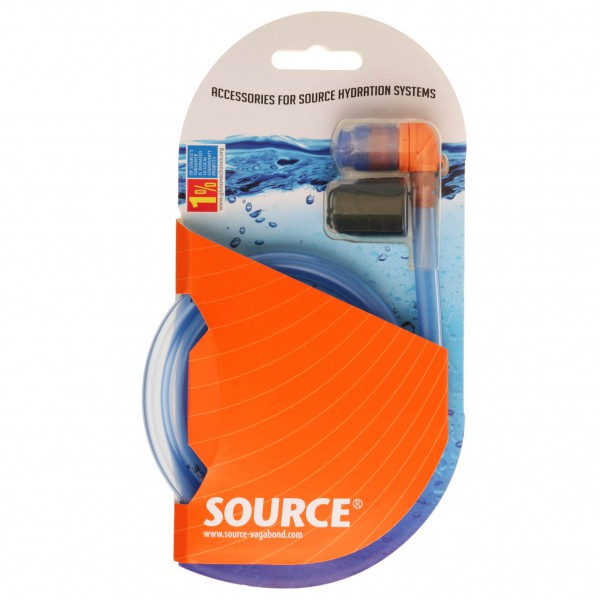 Source - Helix Tube Kit - Tuyau pour système d'hydratation