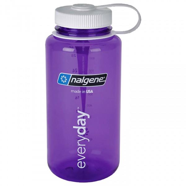 Nalgene - Everyday Vidhalset flaske 1,0 l - Drikkeflaske