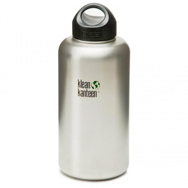 Klean Kanteen - Wide - Trinkflasche