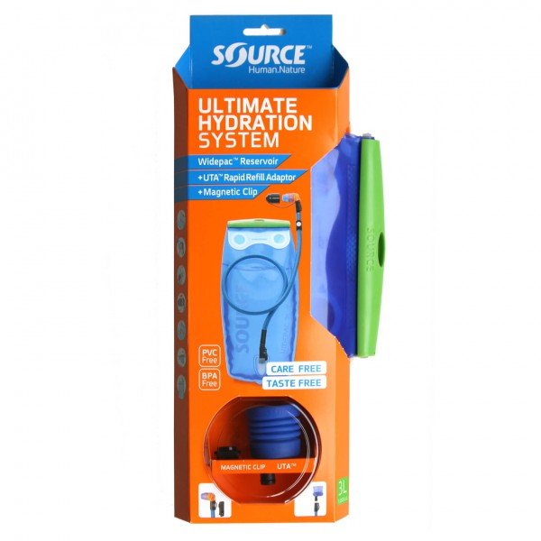 Source - Ultimate Upgrade Kit - Hydration system