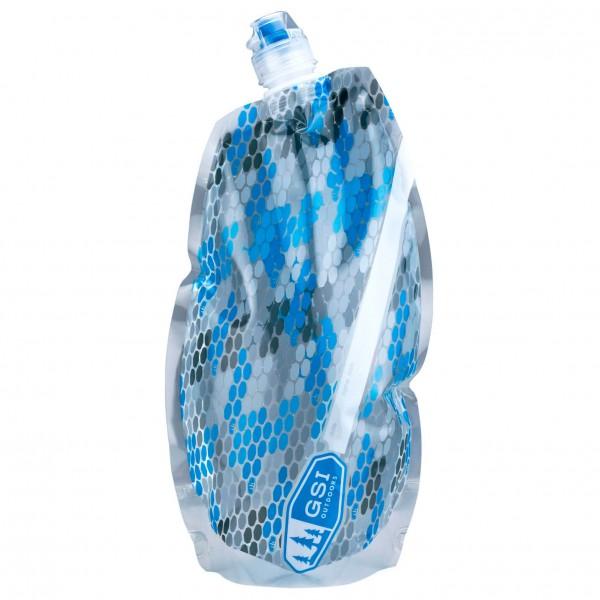 GSI - Bouteille pliable H2O Lite