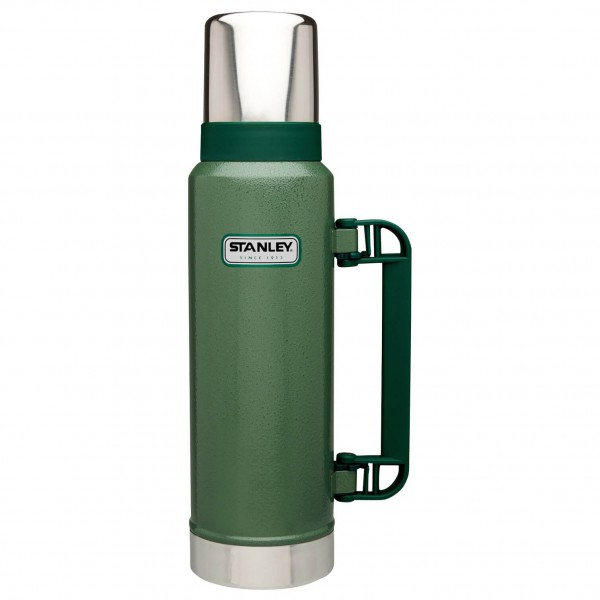 Stanley - Classic Vakuum-Flasche 1,3 Liter Green - Insulated bottle