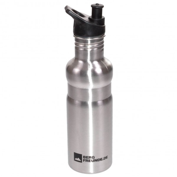 Bergfreunde.de - Stainless Steel Bottle Bike - Trinkflasche