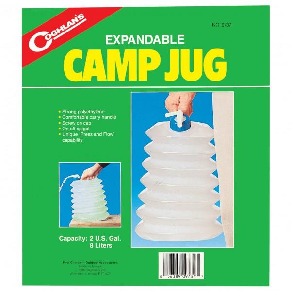 Coghlans - Kokoontaittuva kanisteri Camp Jug - Vesisäiliö
