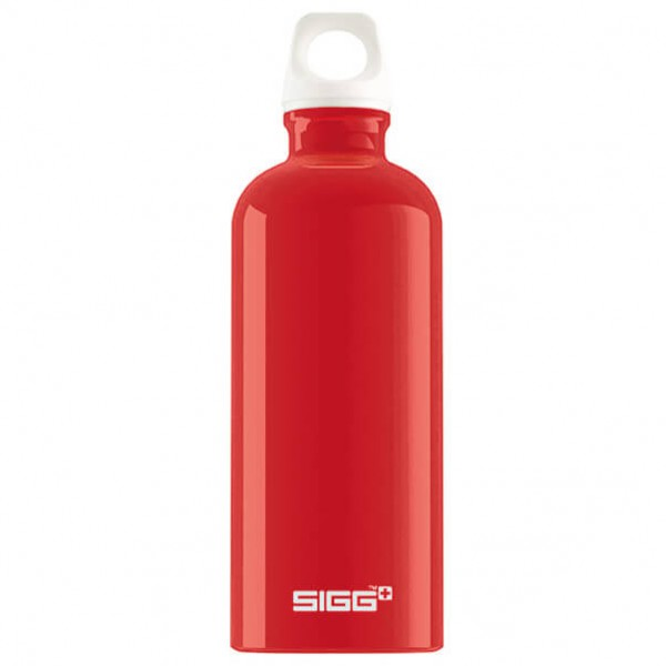 SIGG - Fabulous Red - Drikkeflaske