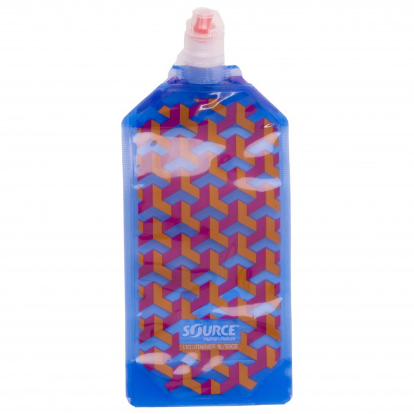 Source - Liquitainer - Trinkflasche