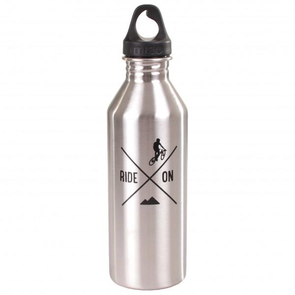 Mizu - Ride-On Bergfreunde Edition - Trinkflasche