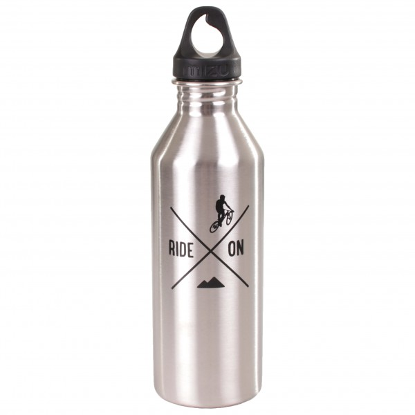 Mizu - Ride-On Bergfreunde Edition - Water bottle