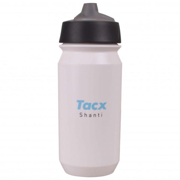 Tacx - Shanti Trinkflasche Membranverschluß - Fahrrad Trinkflasche