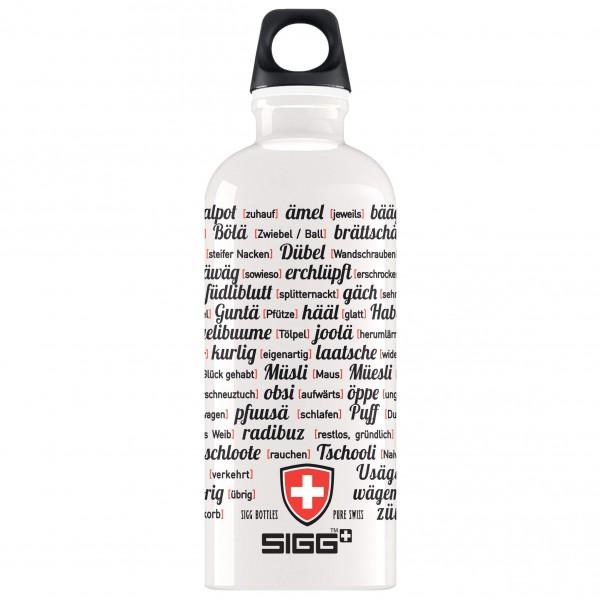 SIGG - Swiss Translator - Water bottle