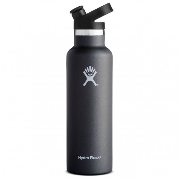 Hydro Flask - Standard Mouth Hydro Flask with Sport Cap - Insulated bottle