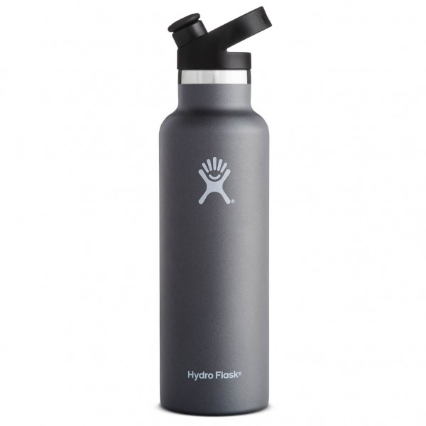 Hydro Flask Standard Mouth Hydro Flask With Sport Cap