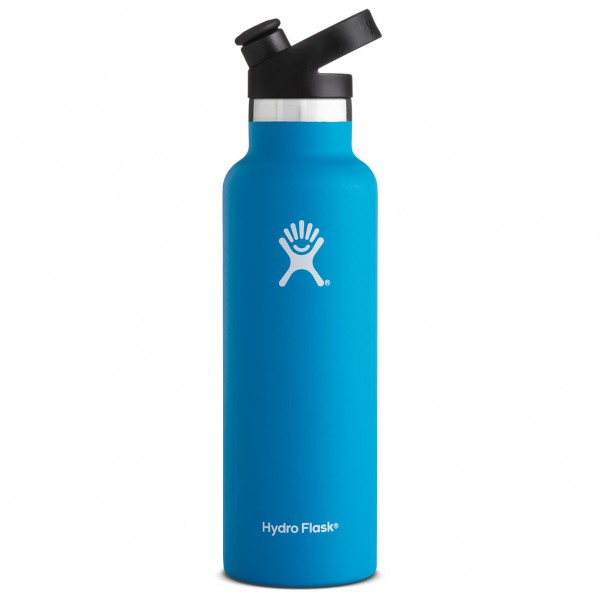 Hydro Flask - Standard Mouth Hydro Flask with Sport Cap - Bouteille isotherme