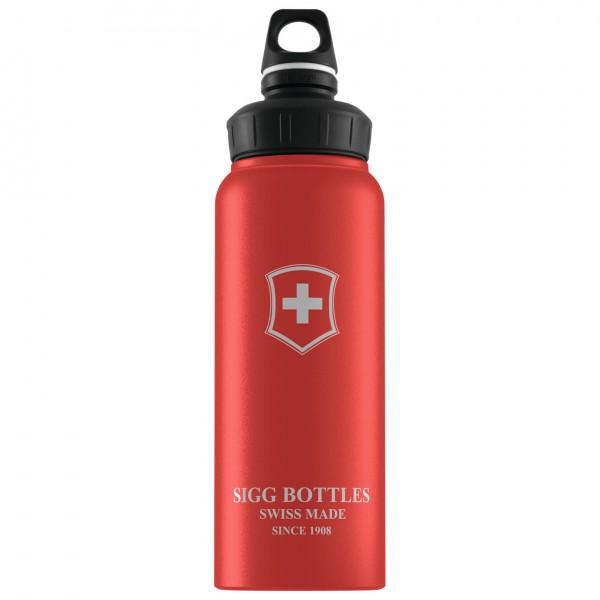 SIGG - WMB Swiss Emblem - Juomapullo