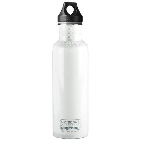 360 Degrees - Stainless Drink Bottle - Drinkfles