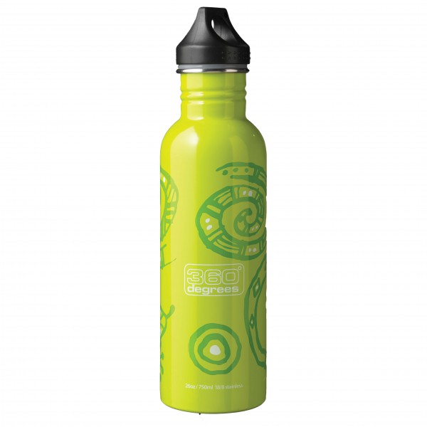 360 Degrees - Stainless Drink Bottle - Drikkeflaske