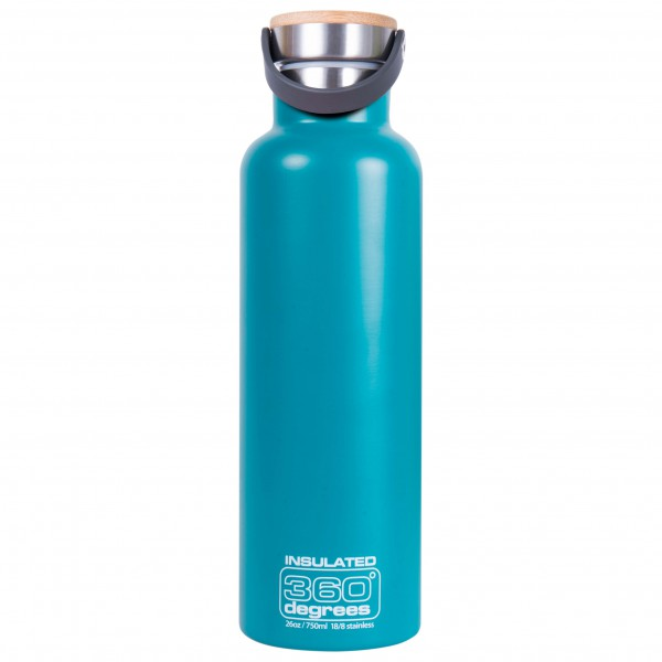 360 Degrees - Vacuum Insulated Drink Bottle - Insulated bottle