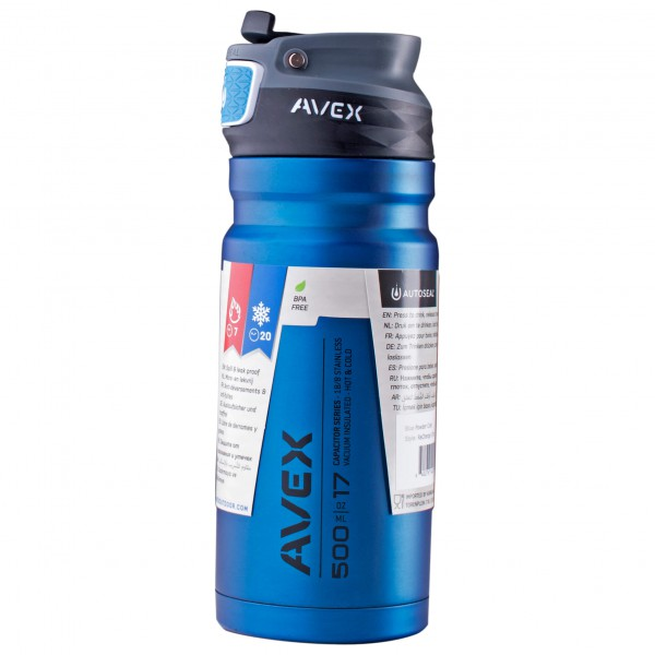 Avex - Recharge - Drinkfles