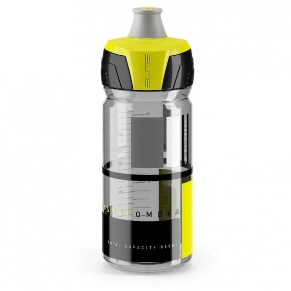 Elite - Flasche Crystal Ombra Fume - Fahrrad Trinkflasche