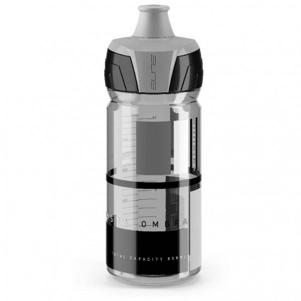Elite - Flasche Crystal Ombra Fume - Juomapullo pyörään