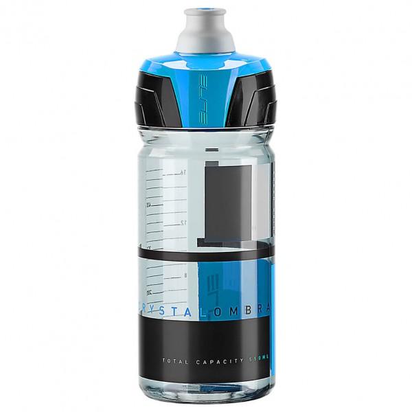Elite - Flasche Crystal Ombra Fume - Fietsdrinkflessen