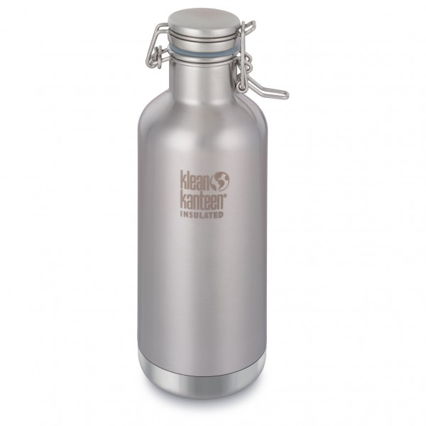 Klean Kanteen - Classic Vacuum Insulated Growler Swing Lok - Eristetty pullo