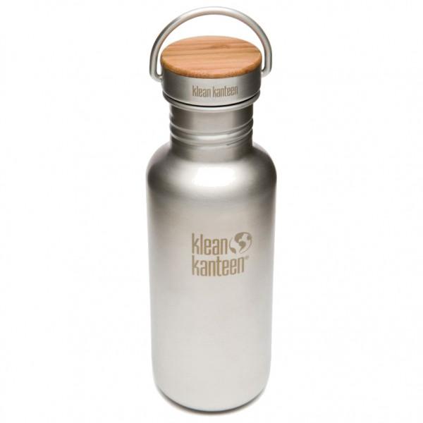 Klean Kanteen - Reflect Stainless Unibody Bamboo Cap - Trinkflasche