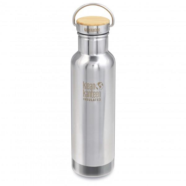 Klean Kanteen - Reflect Vacuum Stainless Bamboo Cap - Insulated bottle
