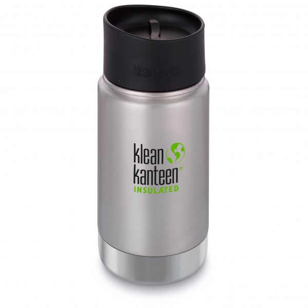Klean Kanteen - Wide Vacuum Insulated Café Cap 2.0 - Eristetty pullo